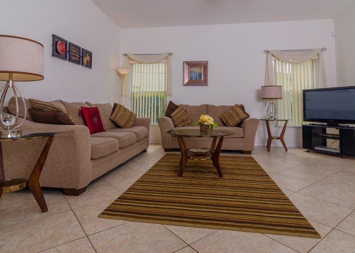 Executive Beautifully furnished South facing villa #4
