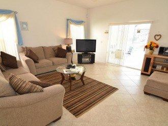 Executive Beautifully furnished South facing villa #1