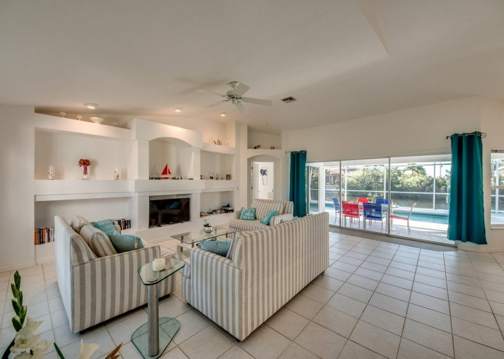 Villa Southview- access to the Gulf of Mexico, southern exposer, pool, bright #33