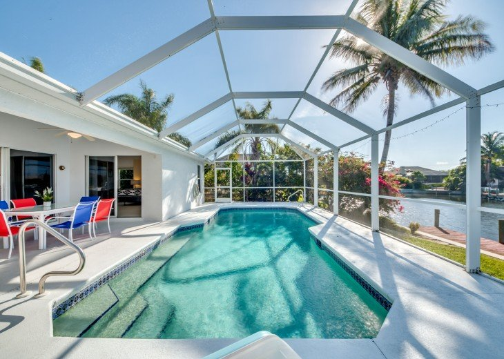 Villa Southview- access to the Gulf of Mexico, southern exposer, pool, bright #10