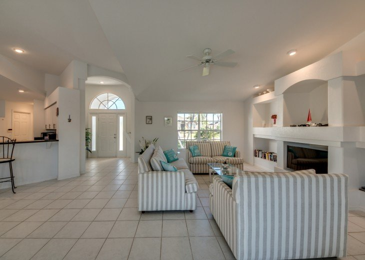 Villa Southview- access to the Gulf of Mexico, southern exposer, pool, bright #36