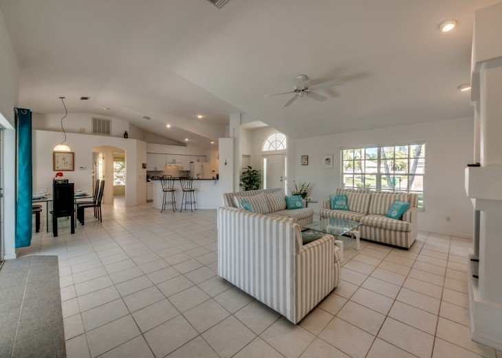 Villa Southview- access to the Gulf of Mexico, southern exposer, pool, bright #37