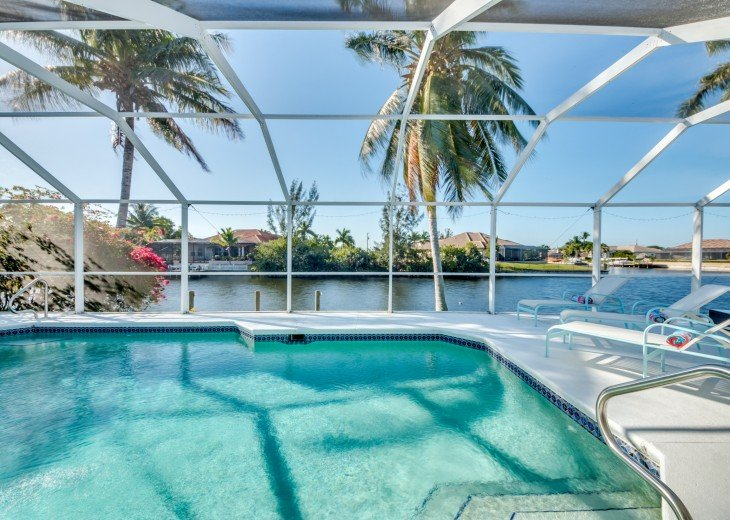 Villa Southview- access to the Gulf of Mexico, southern exposer, pool, bright #3