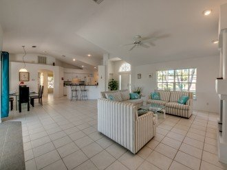Villa Southview- access to the Gulf of Mexico, southern exposer, pool, bright #1