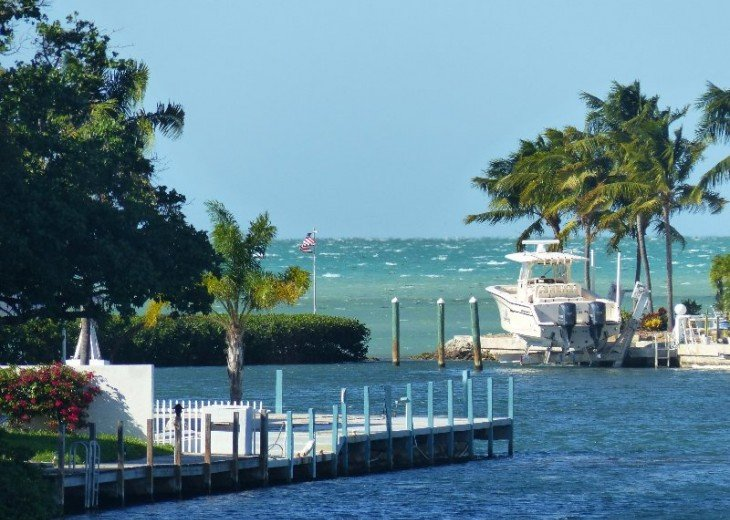 Waterfront Keys Home - Spectacular View, 37' Dock #8