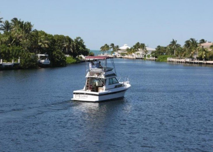 Waterfront Keys Home - Spectacular View, 37' Dock #14