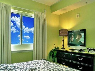 Master Bedroom TV!
