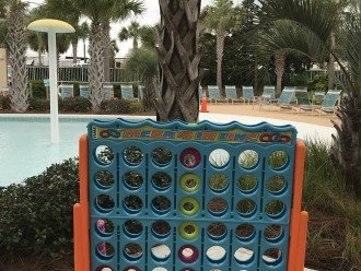 Giant Connect Four!