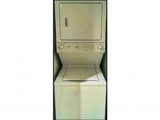 Washer & Dryer in Condo!