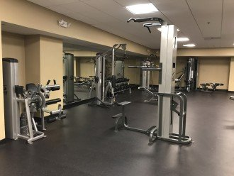 Weight Room!