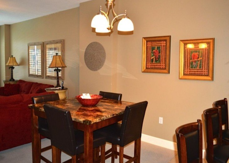 Beautifully furnished with Beach Service. Close to Pier Park #12
