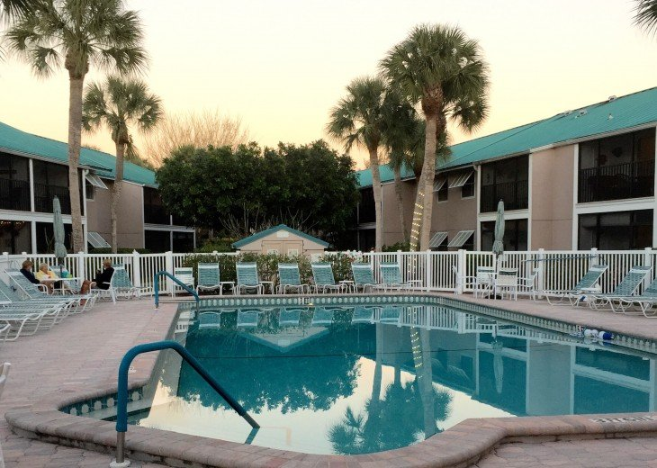 Your Heated Vacation Pool