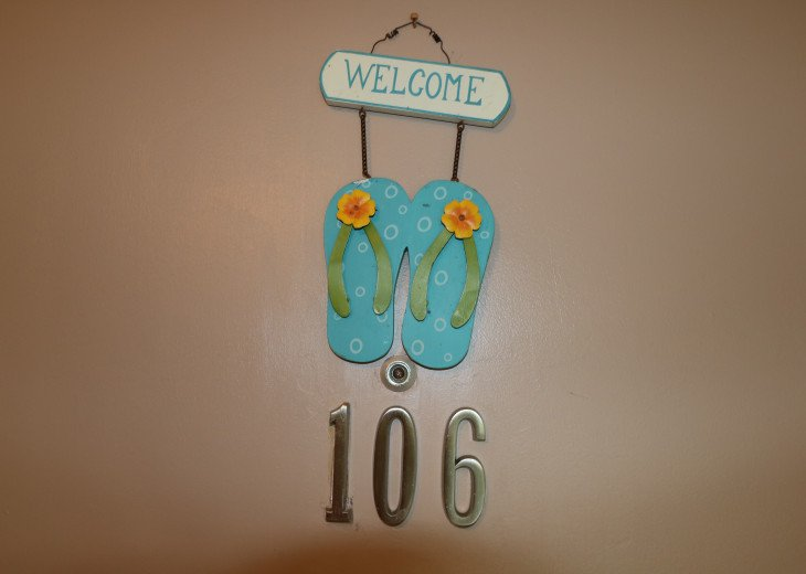 Welcome to Condo 106