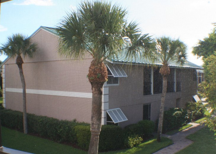White Sands Village Condos, your condo is on the 2nd, and top, floor