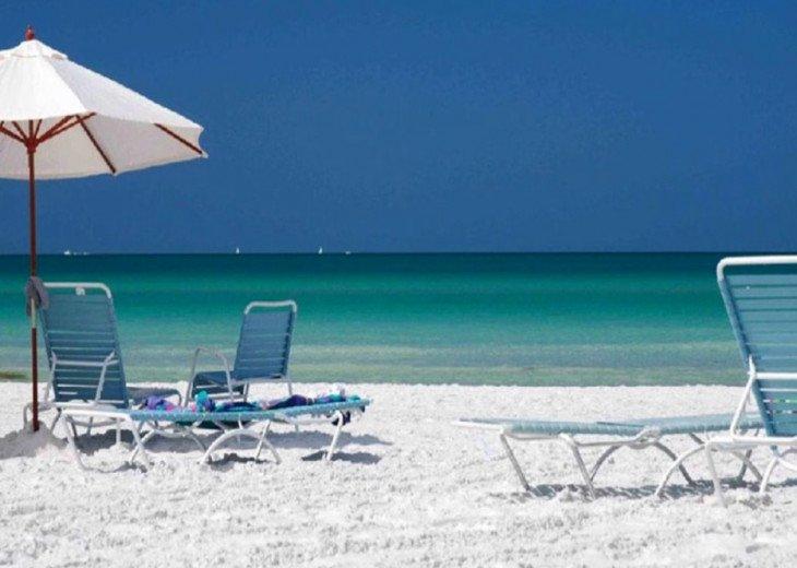 Here's the Beach!