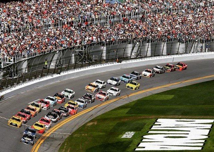 Daytona 500; Coke Zero; Rolex 24 hour, motorcycle racing; truck racing, Museum.