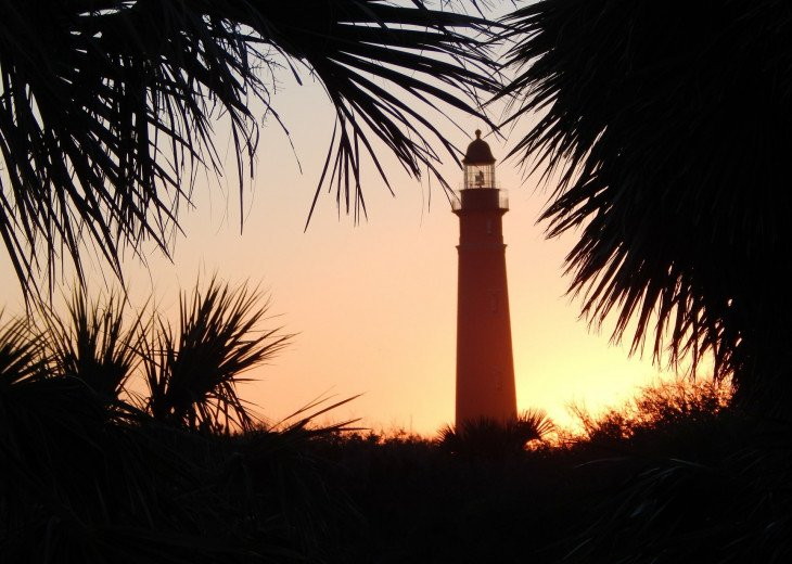 Ponce Inlet Lighthouse - climb to the top for spectacular views!