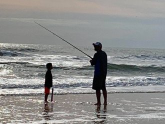 Fishing with your kids...priceless