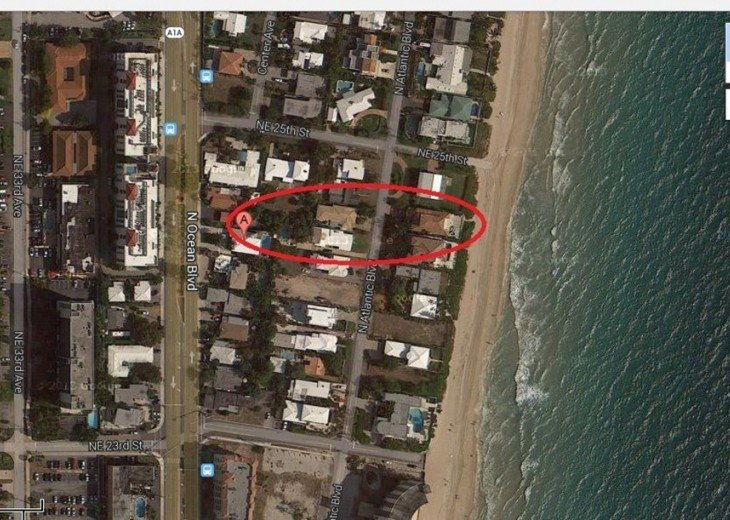 Ocean Mist Delight: 5 Min Walk to Beaches, 4/2, Gorgeous More Secluded Beach Spo #2