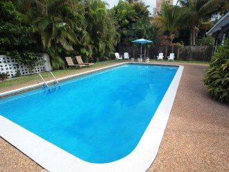 Ocean Mist Delight: 5 Min Walk to Beaches, 4/2, Gorgeous More Secluded Beach Spo #1
