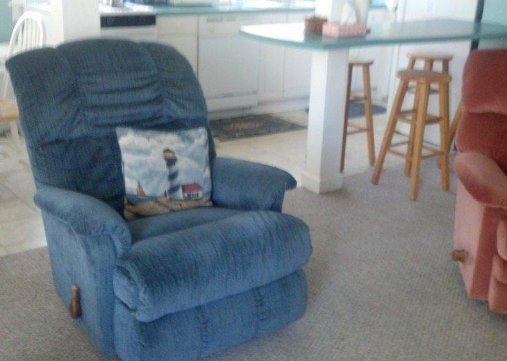 Living room rockers
