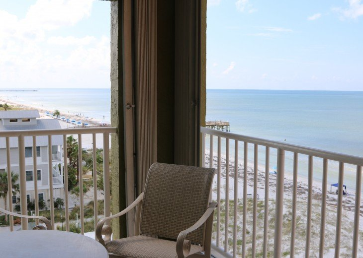 6th Floor Dream Vacation, Full Gulf View #19