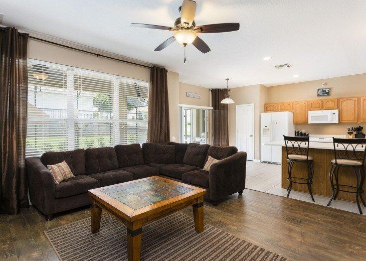 Windsor Hills Orlando Villa 6 Bedroom Villa only 2 miles to WDW #26