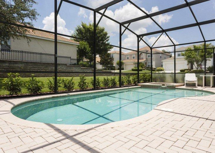 Windsor Hills Orlando Villa 6 Bedroom Villa only 2 miles to WDW #6