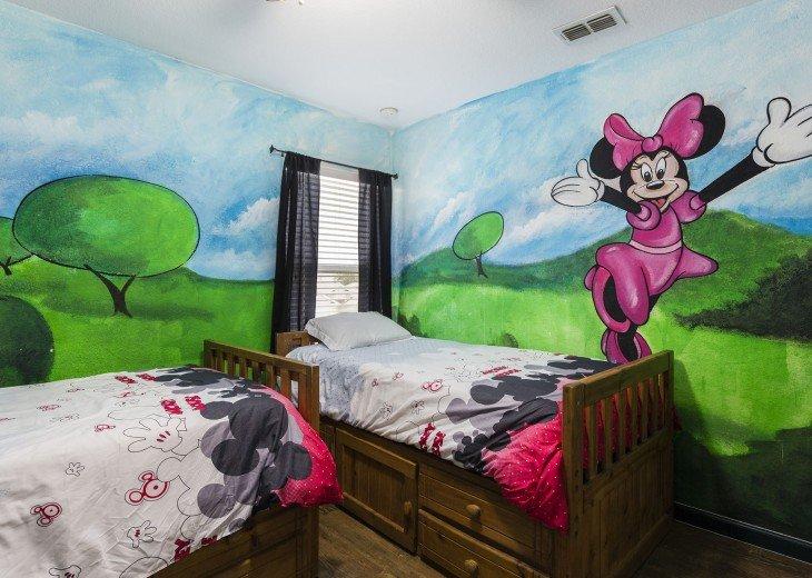 Windsor Hills Orlando Villa 6 Bedroom Villa only 2 miles to WDW #20