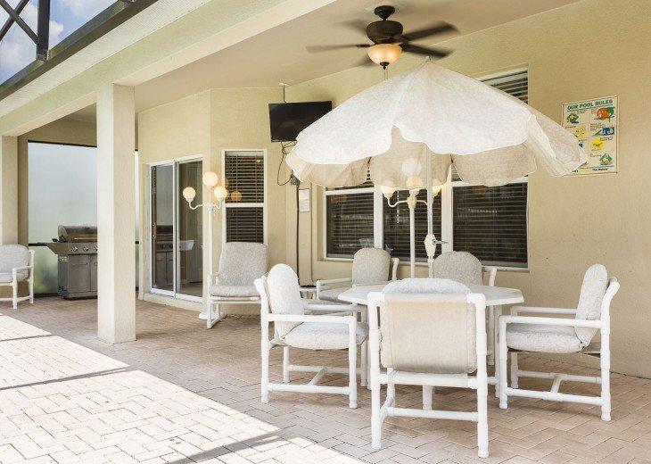 Windsor Hills Orlando Villa 6 Bedroom Villa only 2 miles to WDW #4