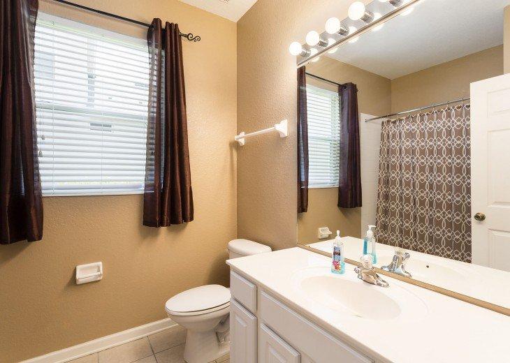 Windsor Hills Orlando Villa 6 Bedroom Villa only 2 miles to WDW #14