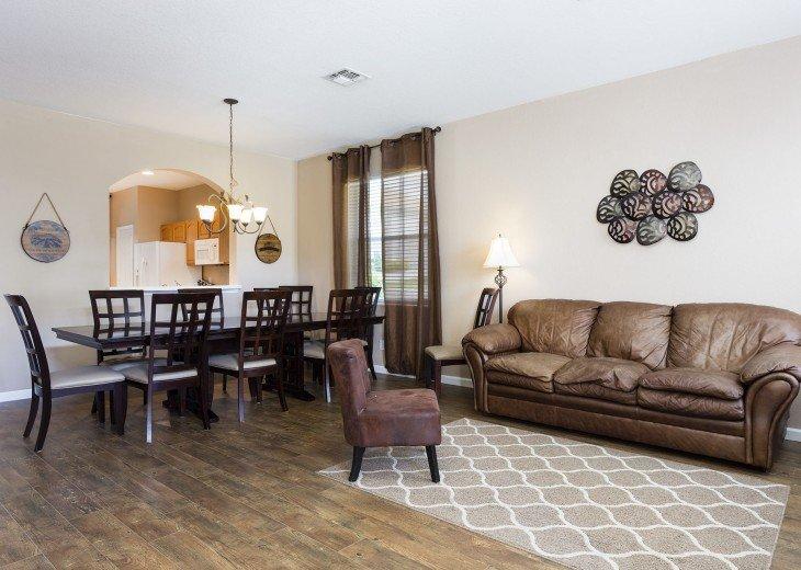 Windsor Hills Orlando Villa 6 Bedroom Villa only 2 miles to WDW #29