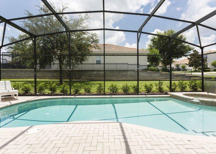 Windsor Hills Orlando Villa 6 Bedroom Villa only 2 miles to WDW #5