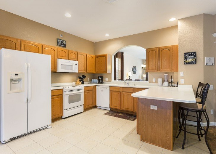 Windsor Hills Orlando Villa 6 Bedroom Villa only 2 miles to WDW #27