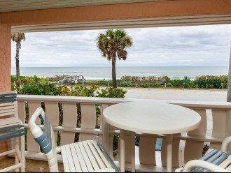 Beach Bungalow, dog & family friendly Oceanfront Garden Villas #1