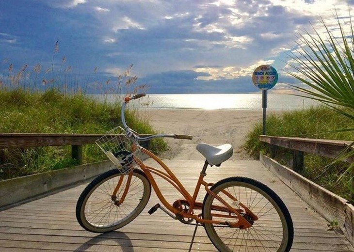 Beach Cruisers for you to ride and enjoy.