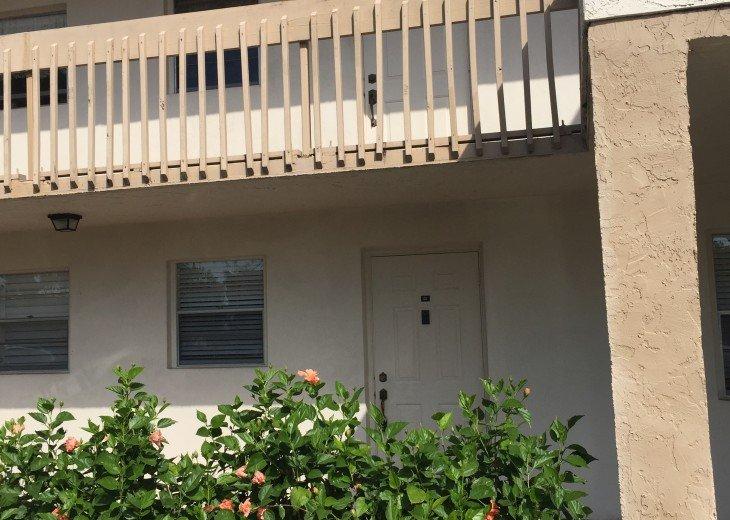 Front Door, First Floor Unit