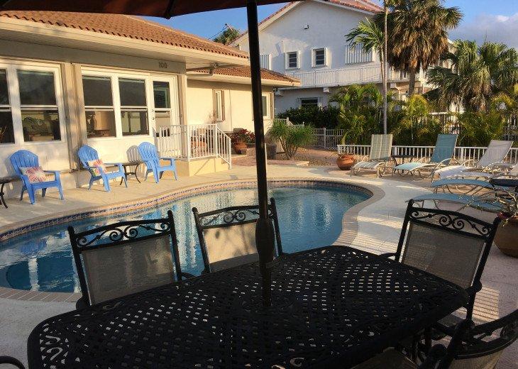 Key Colony Beach Pool Home-Great Family Home- Small Dog Friendly #2