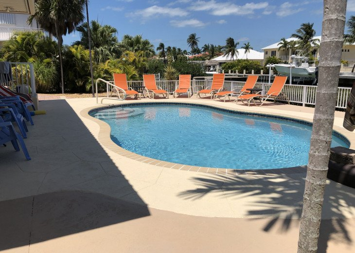 Key Colony Beach Pool Home-Great Family Home- Small Dog Friendly #7