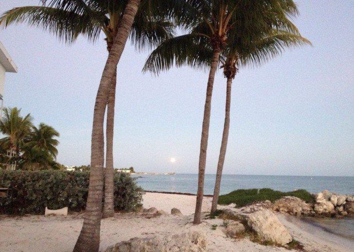 Inch Beach Moonrise