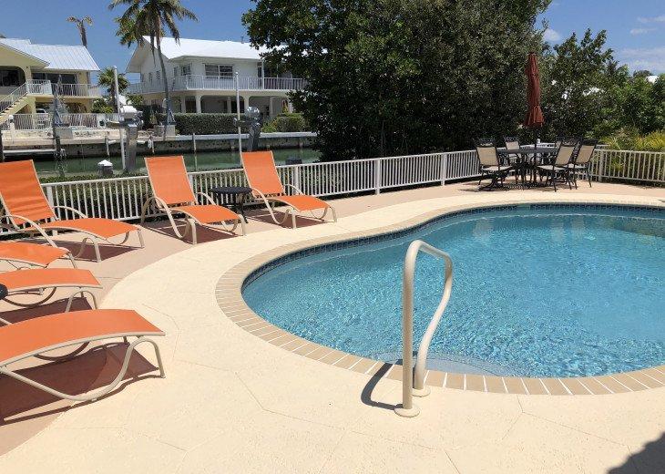 Enjoy the Pool - Plenty of Seating