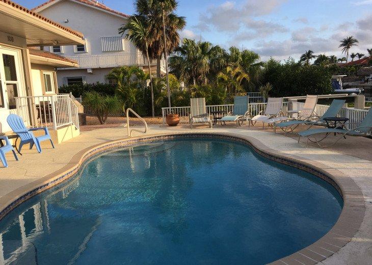 Key Colony Beach Pool Home-Great Family Home- Small Dog Friendly #4