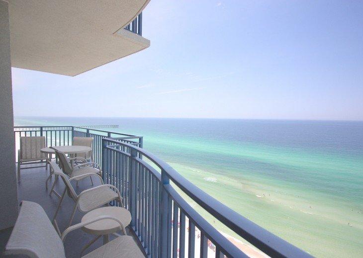 Beach Condo 3 bed 3 bath *End Unit* Excellent Views #1