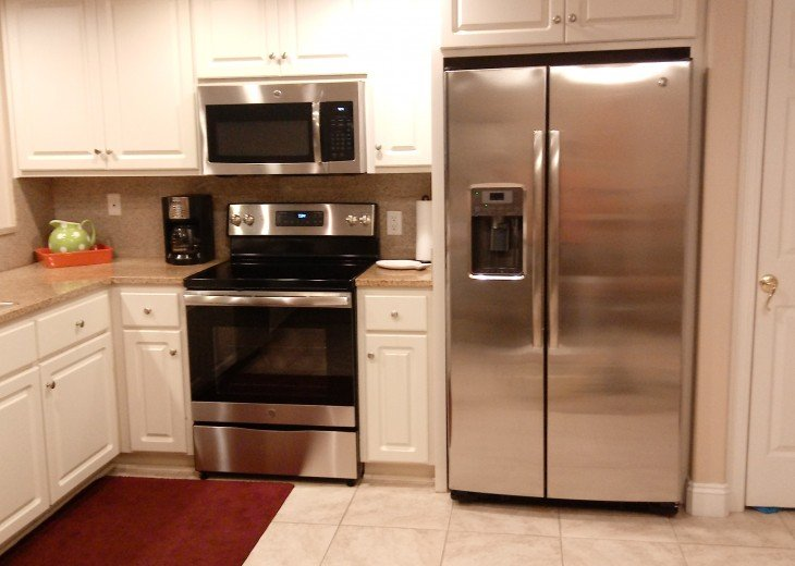 New kitchen appliances, 2/2018