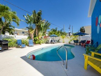Coconut Grove – 6BR/6BA Private Heated Pool in the heart of Siesta Village #1