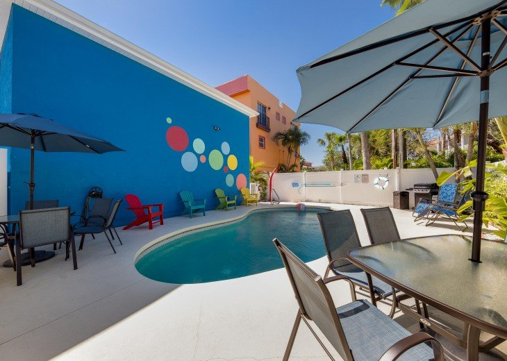 Pinacolada – 3BR/3BA Private Heated Pool in the heart of Siesta Village #30