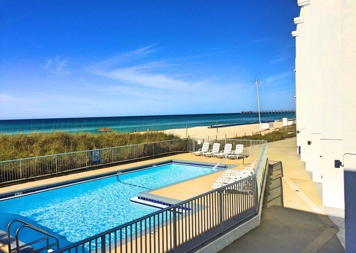 Pet Friendly Steps to the Sand Private Deck Hot Tub WIFI Pool #30