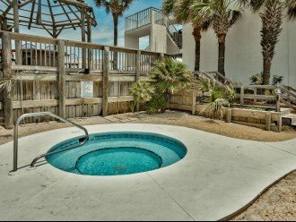 Pet Friendly Steps to the Sand Private Deck Hot Tub WIFI Pool #1