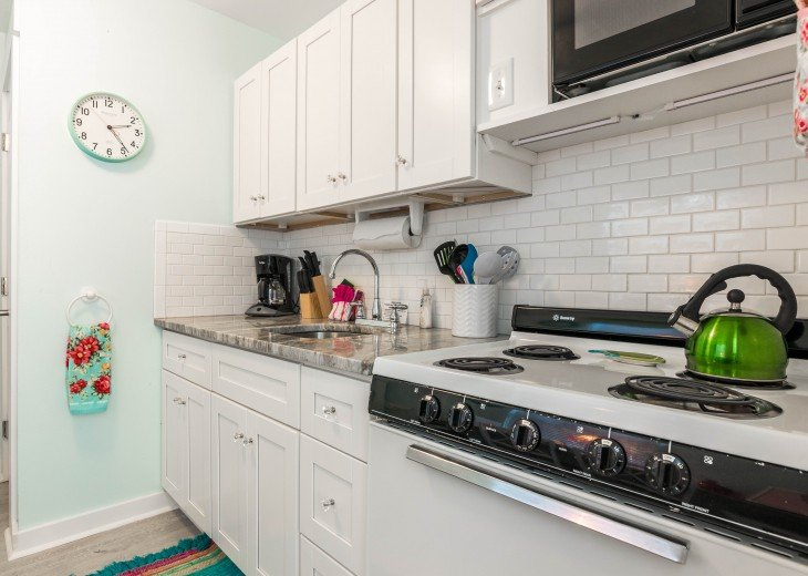 ALL NEW KITCHEN, GRANITE, CABINETS, FLOOR, PAINT, COUNTERS, TRIM, SINK, FAUCET