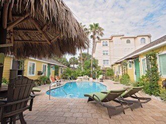 6West Beach Cottages- Heated Pool, Sleeps up to 22, Beachside of Gulf Blvd! #1